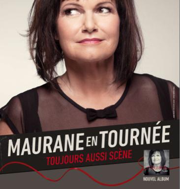 Maurane on tour